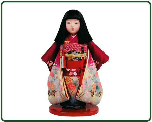 日本人形、市松人形、その他各種人形:市松人形
