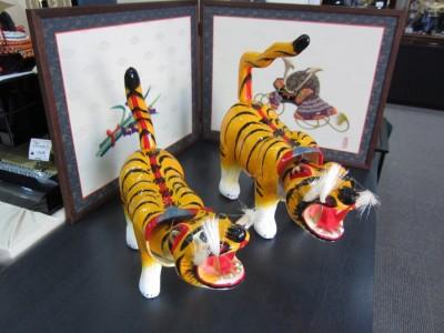 張り子の虎