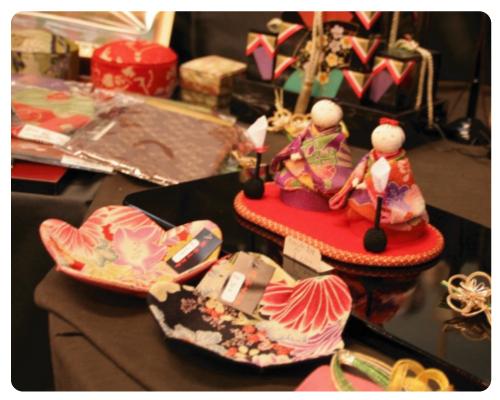 日本人形、市松人形、その他各種人形